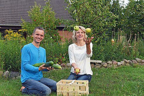 Antje und Ronny Düwel Einfach anfangen