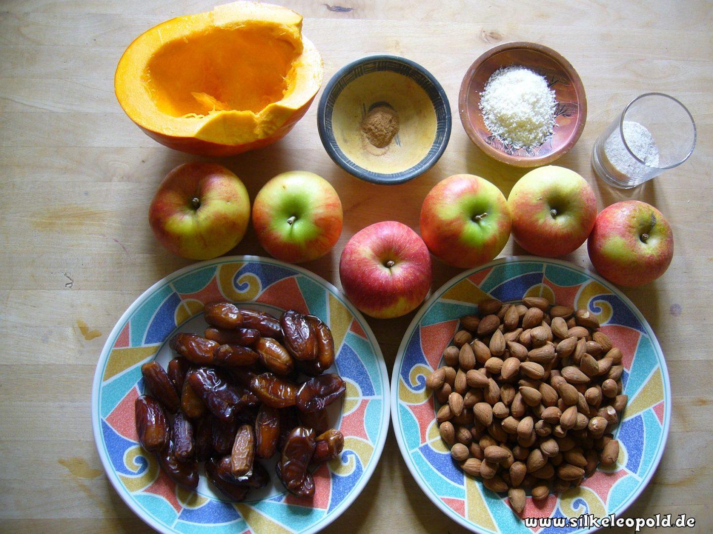 apfel-kuerbiskuchen-zutaten