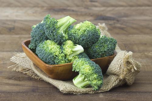 Brokkoli - grün, gesund und lecker