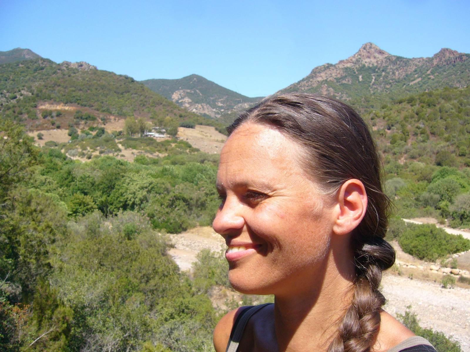 Erholung in den Bergen Sardiniens