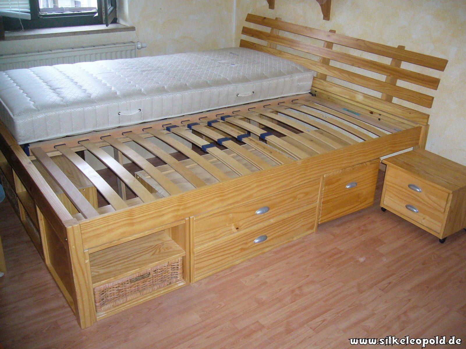 Bezaubernd Bett Minimalistisch Foto Von Ende Juni Haben Wir Endlich Unser Abgeben
