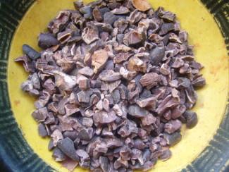 Kakaonibs in Rohkostqualität
