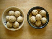 2 Rezepte für köstliche Cashewbällchen