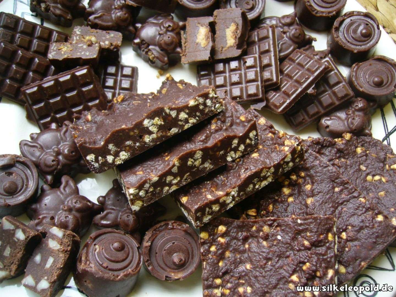 Schokoladenvielfalt